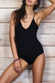 Maylana Swimwear Ezra Black One Piece - Product Mini Image