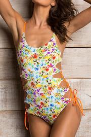 Maylana Swimwear Giana Floweret Onepiece - Product Mini Image