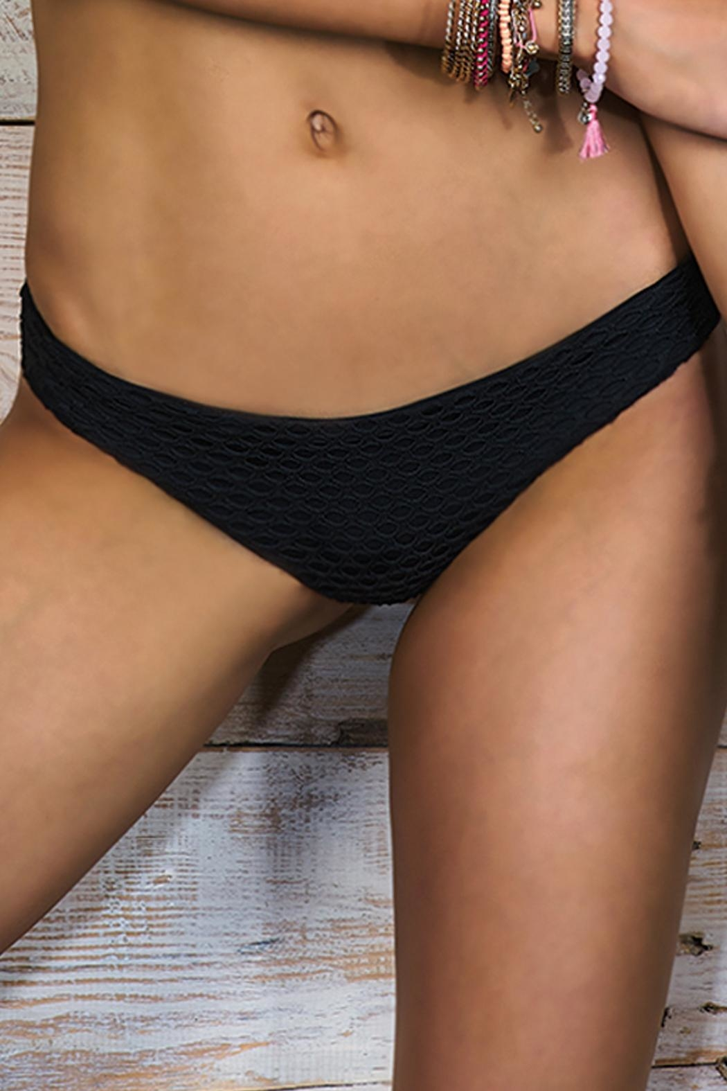 Maylana Swimwear Teeny Crochet Bottom - Main Image