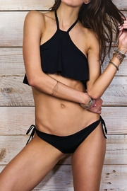 Maylana Swimwear Zoe Black Top - Product Mini Image