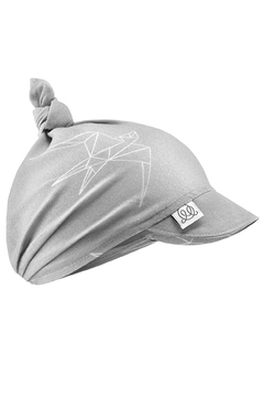 MAYLILY Maylily Bamboo Visor Cap For Baby Girls Or Boys (perimeter: 46-50 cm) - Product List Image