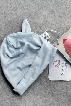 MAYLILY Maylily Soft Well Fitting Knit Bamboo Cap for Newborn & Babies | Perfect During Summer - Alternate List Image
