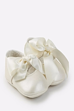 Shoptiques Product: White Silk Shoes