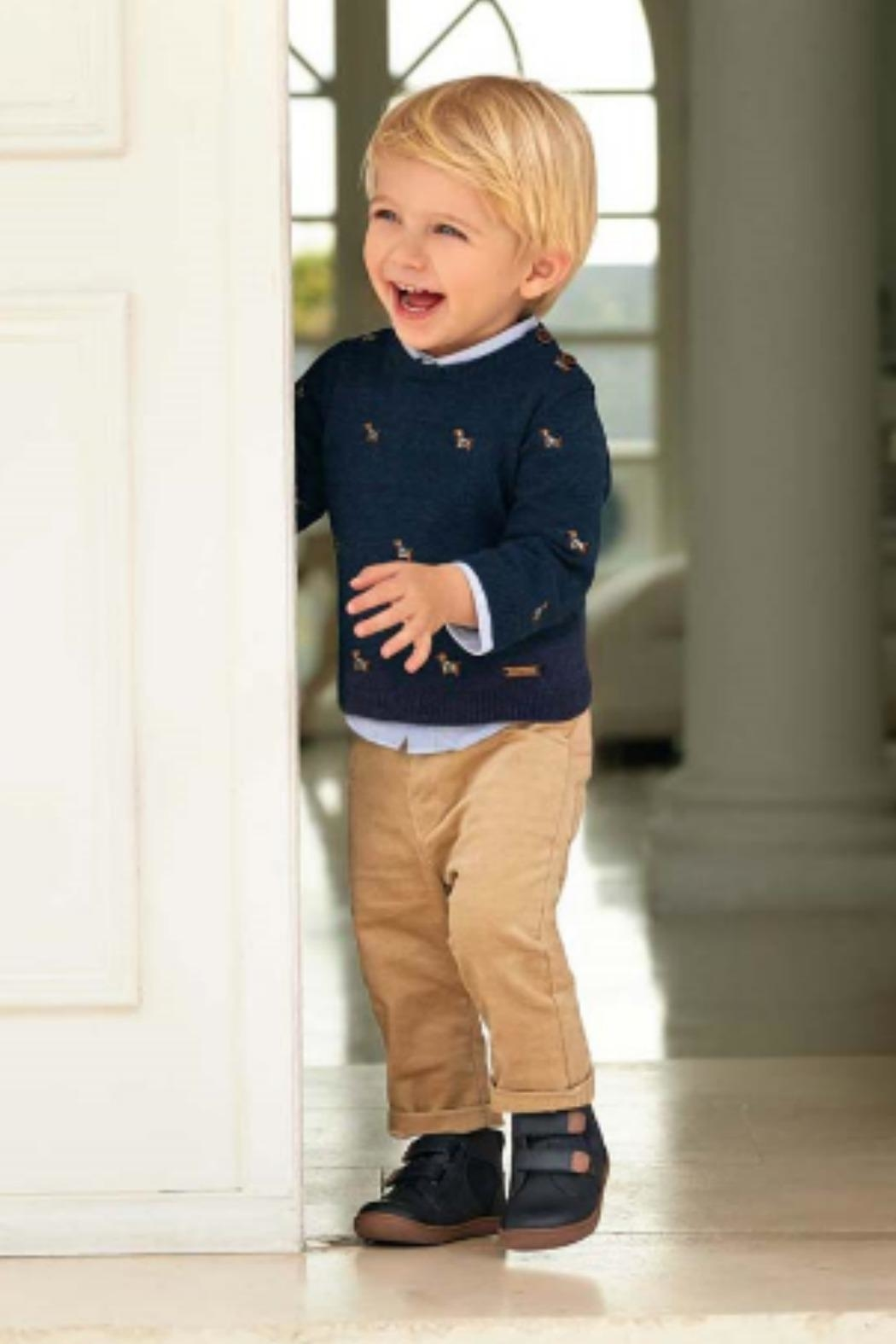 58ebeab738d Mayoral Baby-Boy Dachshund Sweater-Set from South Carolina by The ...