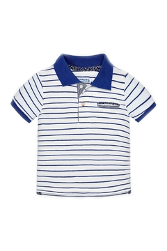 Mayoral Baby-Boy Striped Polo-Shirt - Product List Image