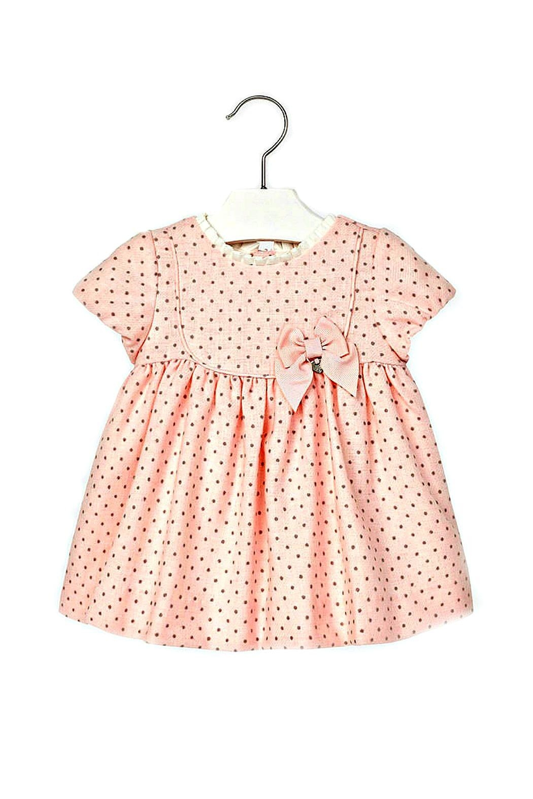 6b0ceecb2 Mayoral Baby-Girl Pink-Wool-Blend Dress from South Carolina by The ...