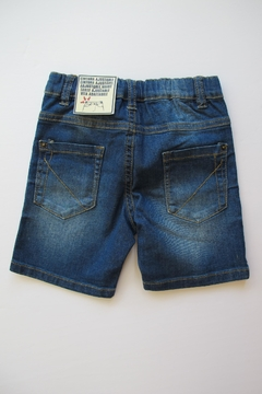 Mayoral Basic Denim Short - Alternate List Image