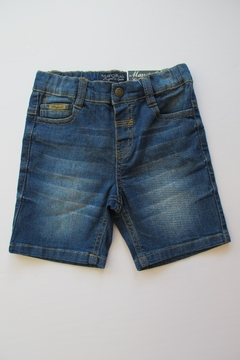 Mayoral Basic Denim Short - Product List Image