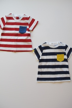 Shoptiques Product: Basic Striped T-Shirt