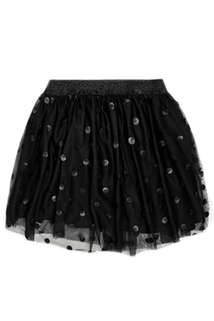 Shoptiques Product: Black Tulle Skirt