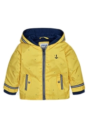 Mayoral Boys Anchors-Aweigh Windbreaker - Front cropped