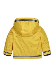 Mayoral Boys Anchors-Aweigh Windbreaker - Front full body