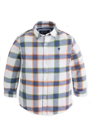 Mayoral Boys Checked Shirt - Product Mini Image