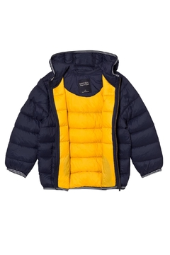 Shoptiques Product: Boys Lightweight-Hooded Coat