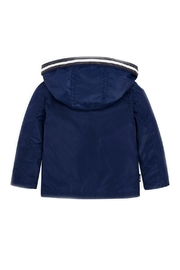 Mayoral Boys Sea-You-Sailor Windbreaker - Front full body