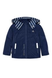 Mayoral Boys Sea-You-Sailor Windbreaker - Front cropped