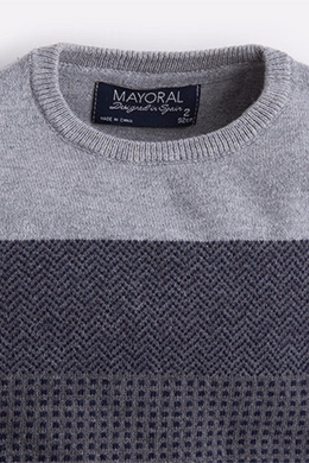 Mayoral Boys Smart Set - Back Cropped Image
