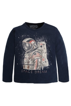 Mayoral Boys Space-Dream T-Shirt - Product List Image