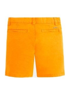Mayoral Boys Twill-Chino Shorts - Alternate List Image