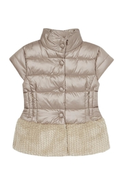 Mayoral Capped Sleeve Vest - Product Mini Image