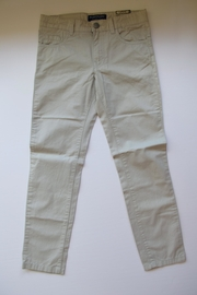 Mayoral Cement Twill Trouser - Product Mini Image