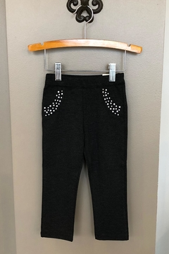 Mayoral Charcoal Knit Legging - Product List Image