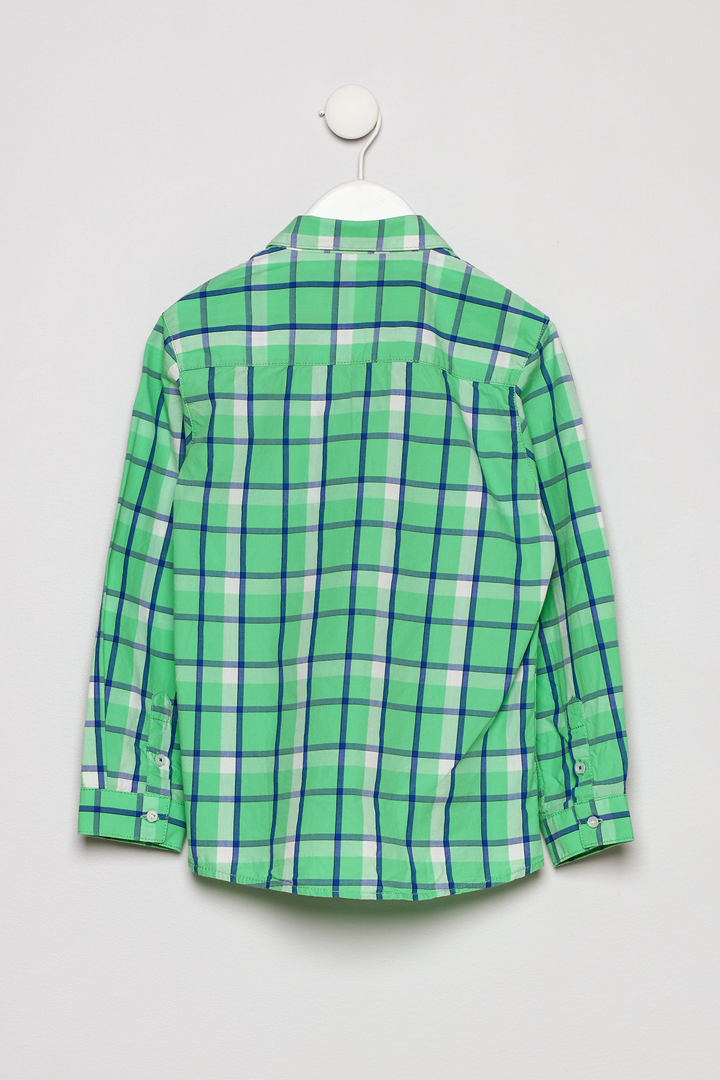 Mayoral Classic Button Down Shirt - Back Cropped Image