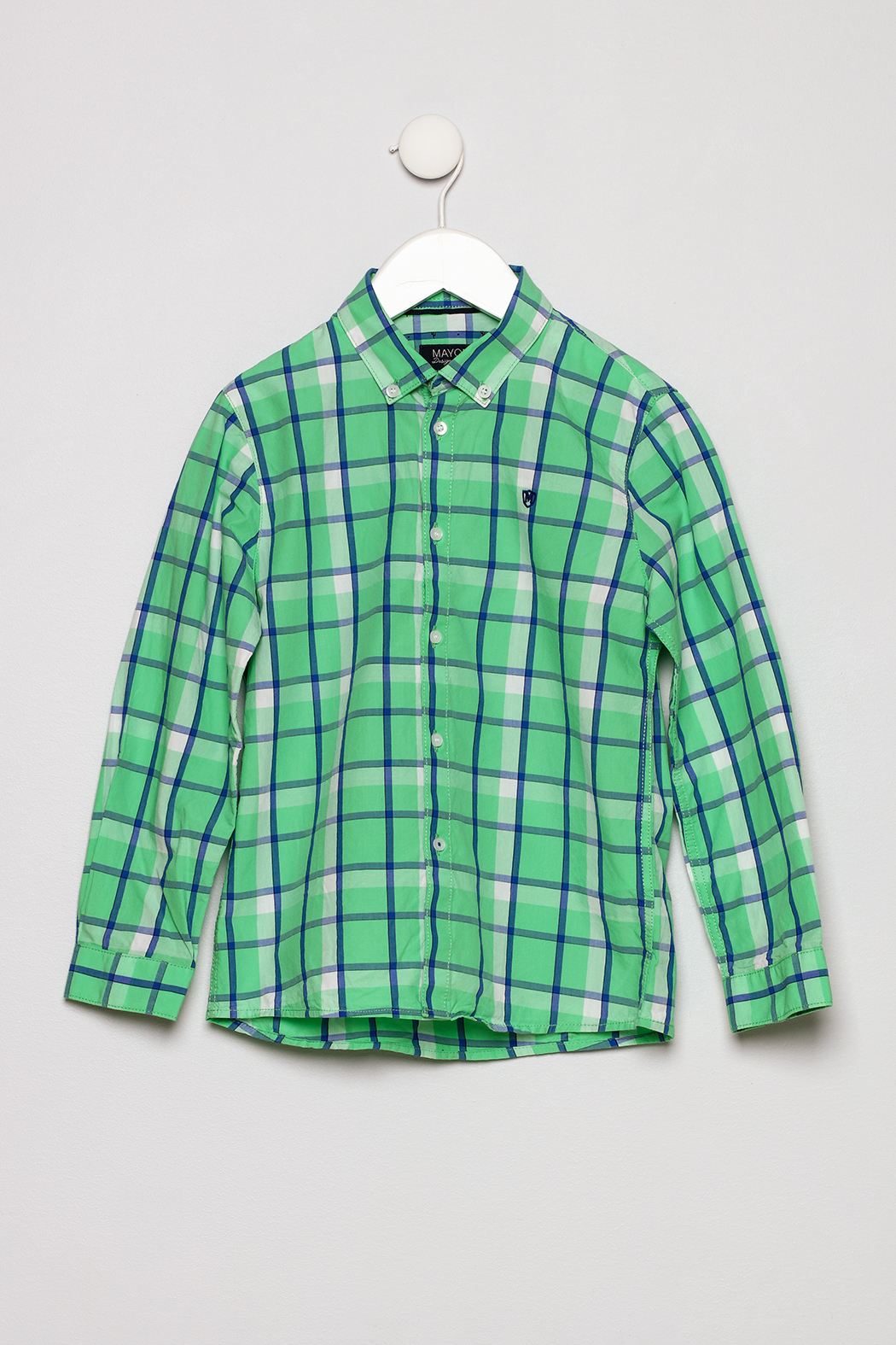 Mayoral Classic Button Down Shirt - Main Image