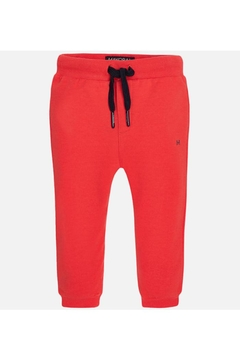 Shoptiques Product: Cuffed Fleece Trouser
