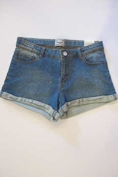 Shoptiques Product: Denim Bermuda Short