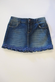 Mayoral Denim Skirt - Product Mini Image