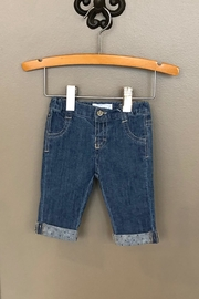 Mayoral Denim Trouser - Front cropped