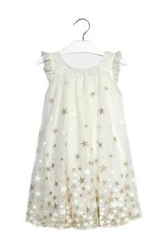 Shoptiques Product: Embroidered Star Dress