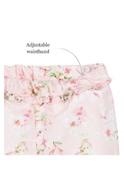 Mayoral Floral 2-Piece Short-Set - Front full body