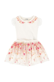 Mayoral Flower-Top & Tulle-Skirt Set - Product Mini Image