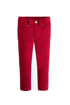 Shoptiques Product: Girls Red Jeggings