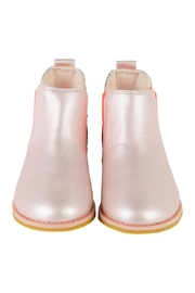 Mayoral Glitter Leather Boots - Product Mini Image