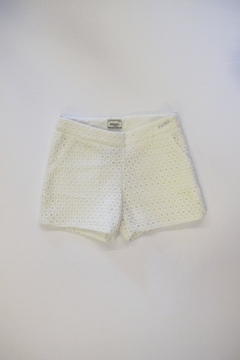 Shoptiques Product: Guipure Lace Short