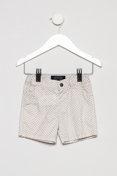 Shoptiques Product: Collar Shirt with Khaki Shorts Outfit