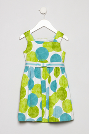Mayoral Kiwi Sundress - Front cropped