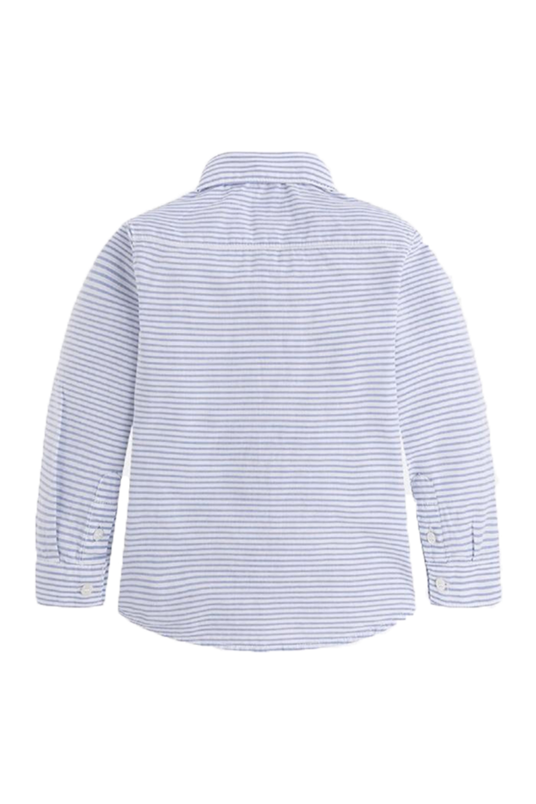 Mayoral L/s Striped Shirt - Front Full Image