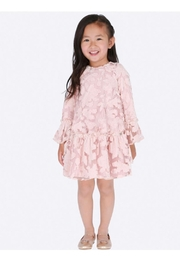 Mayoral Lace Applique Dress - Front cropped
