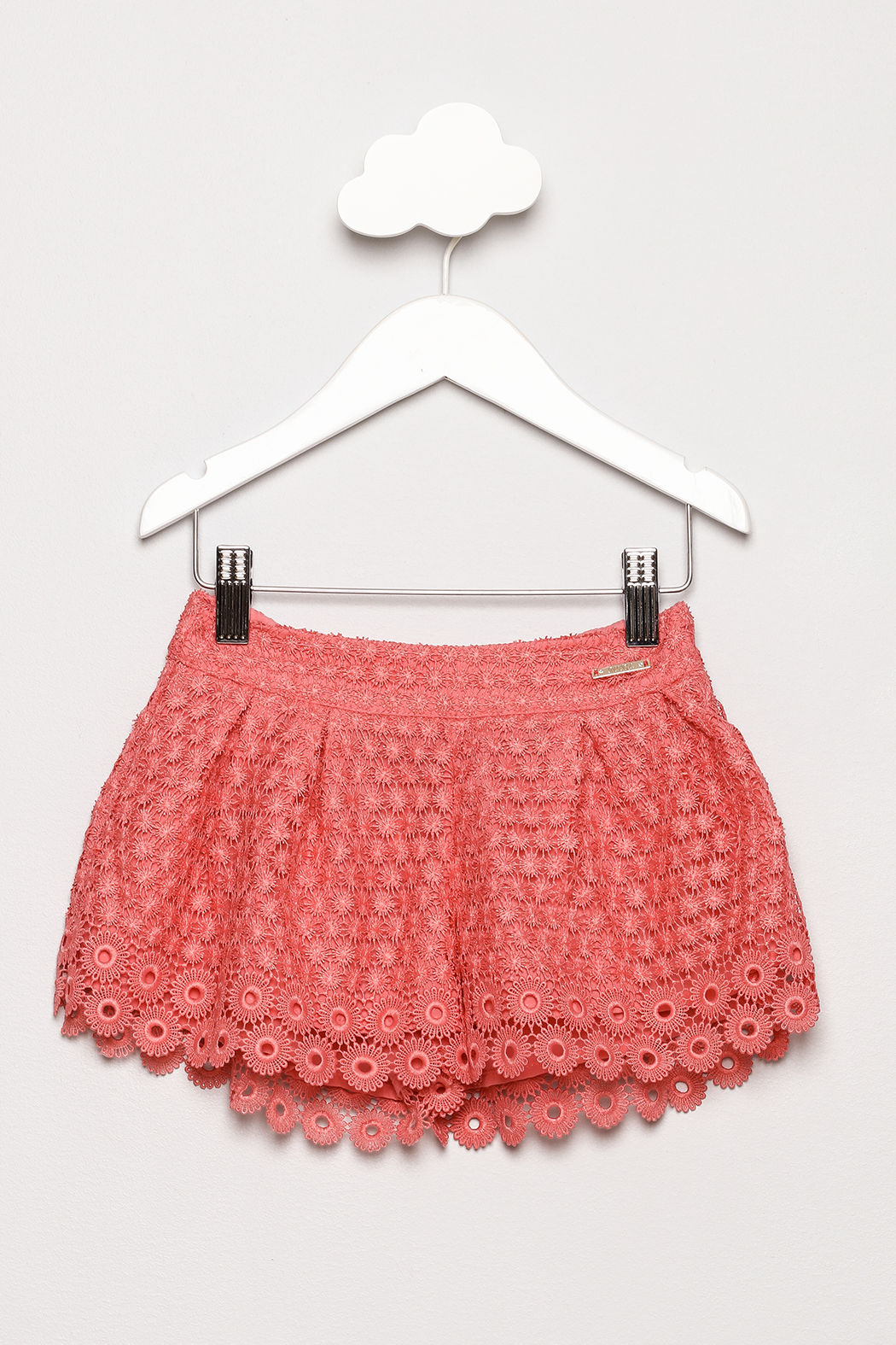 Mayoral Lace Shorts - Main Image