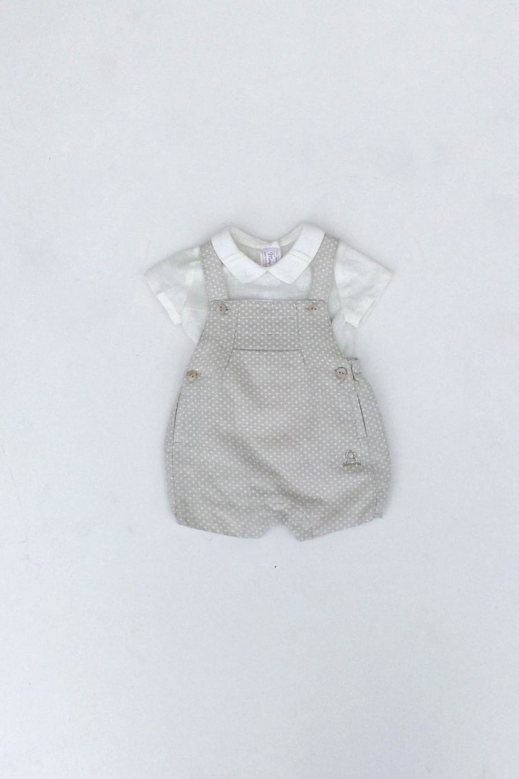 5349817b41cf Mayoral Linen Romper Set from Florida by Warm Hearts Special ...