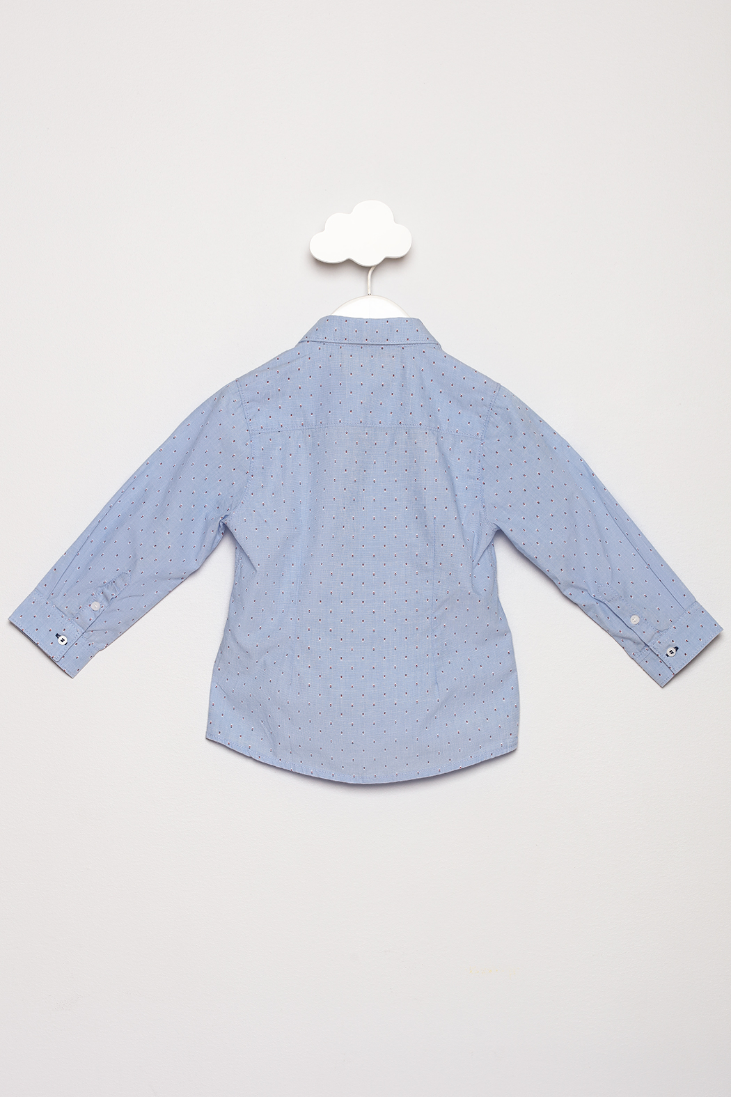 Mayoral Long Sleeve Shirt - Back Cropped Image
