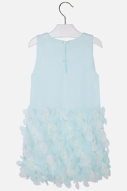 Mayoral Low Petals Dress - Front full body