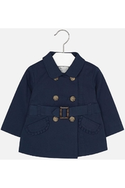 Mayoral Mini Me Trenchcoat - Product Mini Image