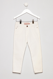 Mayoral Natural Skinny Jean - Front cropped