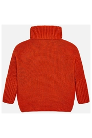 Mayoral Oversized Cowl Sweater - Front full body