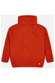 Mayoral Oversized Cowl Sweater - Front cropped